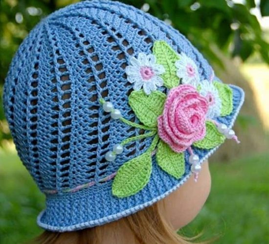 Unique Crochet Cloche Hats the Best Free Collection Crochet Flowers for Hats Free Patterns Of Luxury 25 Best Ideas About Crochet Hats On Pinterest Crochet Flowers for Hats Free Patterns