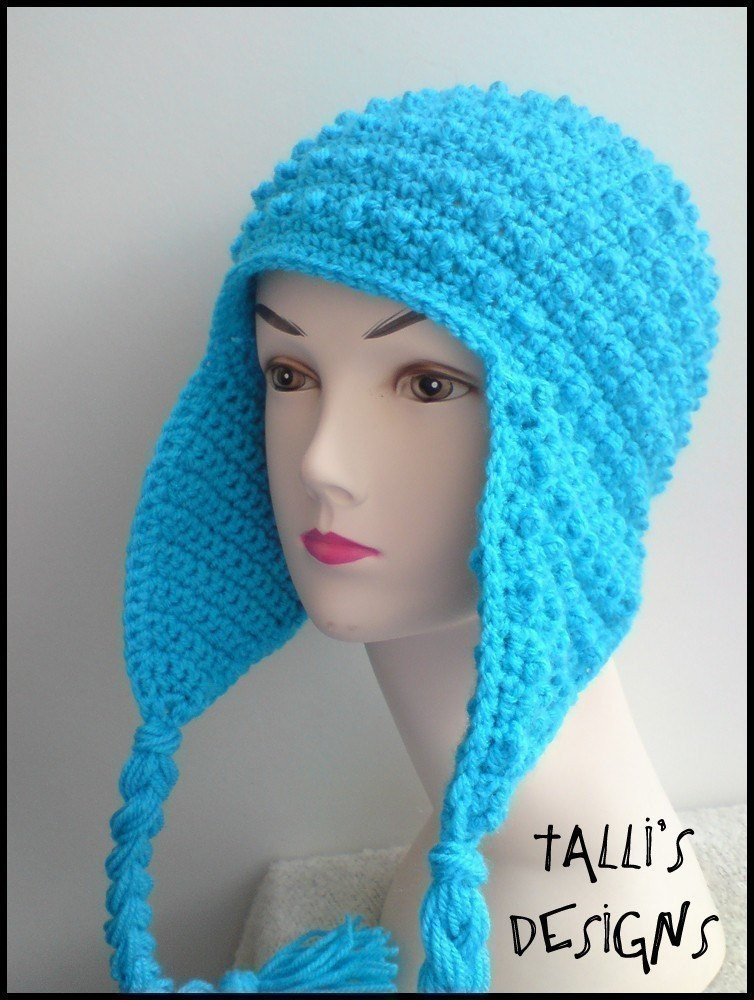 Unique Crochet Earflap Hat Patterns Free Patterns Earflap Hat Crochet Pattern Of Wonderful 43 Images Earflap Hat Crochet Pattern