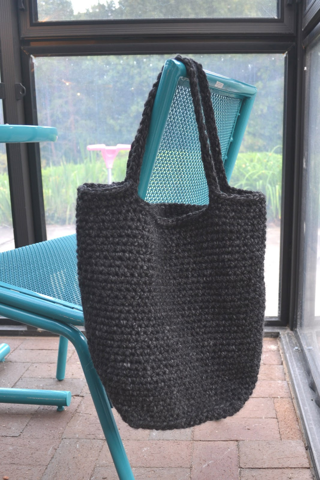 Unique Crochet In Color Chunky Crocheted tote Pattern Crochet tote Pattern Of New 42 Pics Crochet tote Pattern
