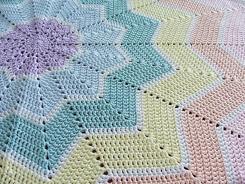 Unique Crochet Inspiration Ripple Star Blankets 27 Patterns and Crochet Round Baby Blanket Of Lovely New Hand Crochet Round Lacy Pink & White Baby Afghan Crochet Round Baby Blanket