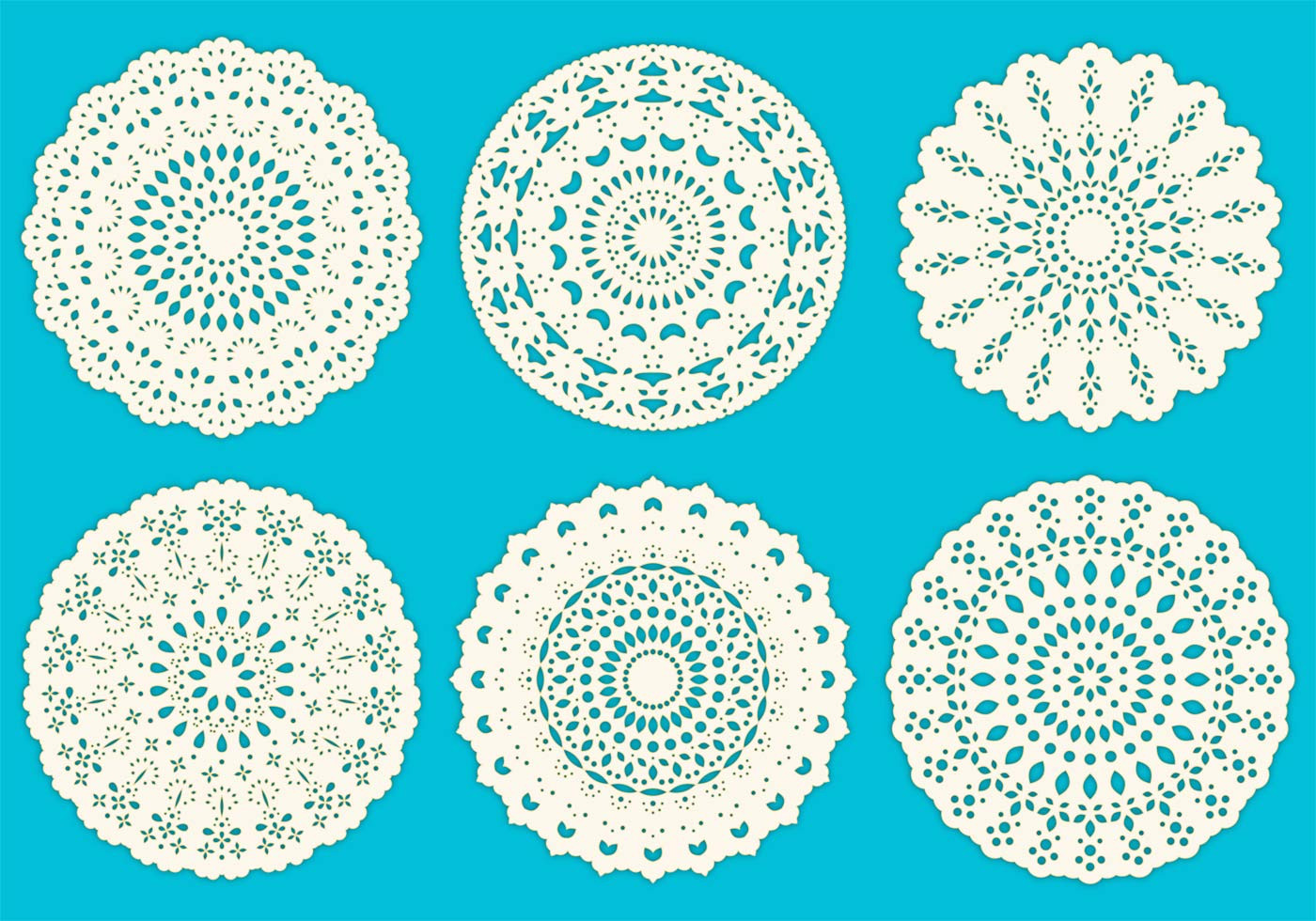 Unique Crochet Lace Vector Circles Download Free Vector Art Crochet Lace Of Amazing 43 Photos Crochet Lace