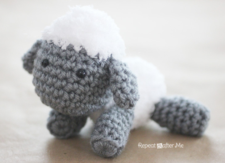 Unique Crochet Lamb Pattern and Baby Mobile Repeat Crafter Me Crochet Lamb Pattern Of Great 42 Pics Crochet Lamb Pattern