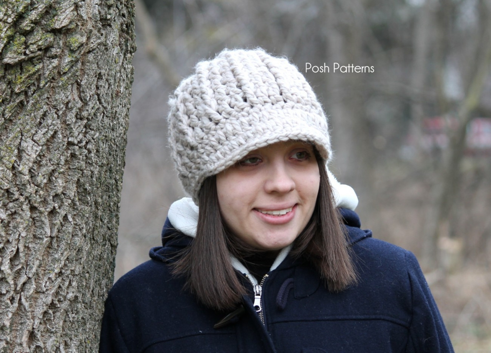 Unique Crochet Newsboy Hat Pattern Crochet Hat Patterns for Adults Of Fresh Give A Hoot Crocheted Hat Free Pattern for Kids and Adult Crochet Hat Patterns for Adults