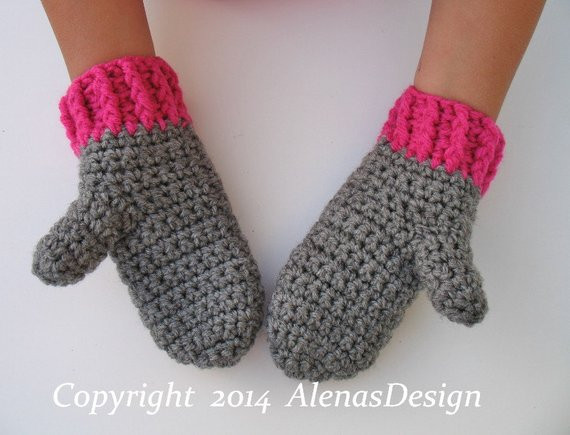 Unique Crochet Pattern 104 Crochet Mitten Pattern for by Alenasdesign Crochet toddler Mittens Of Awesome 41 Pictures Crochet toddler Mittens