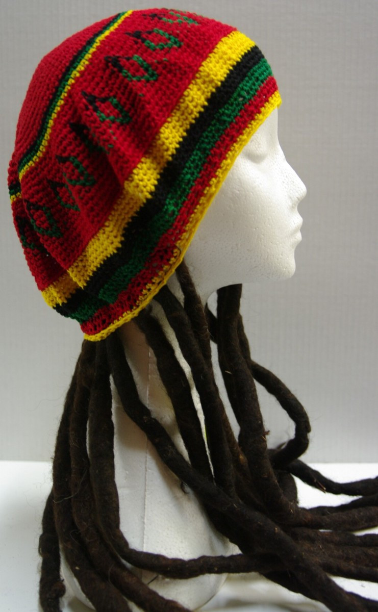 Unique Crochet Pattern Rasta Tam – Crochet Club Rasta Hat with Dreads Of New 32 Photos Rasta Hat with Dreads