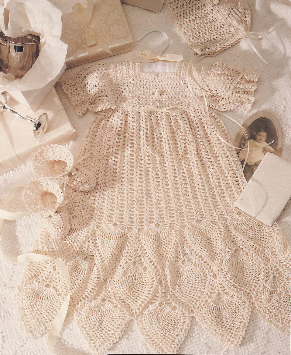 Unique Crochet Patterns Baby Christening Dresses Pakbit for Baptism Gown Pattern Of Fresh 43 Ideas Baptism Gown Pattern