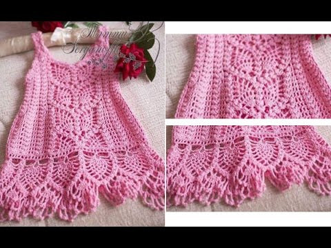 Unique Crochet Patterns for Free Crochet Baby Dress 1749 Youtube Free Crochet Patterns Of Unique 42 Models Youtube Free Crochet Patterns