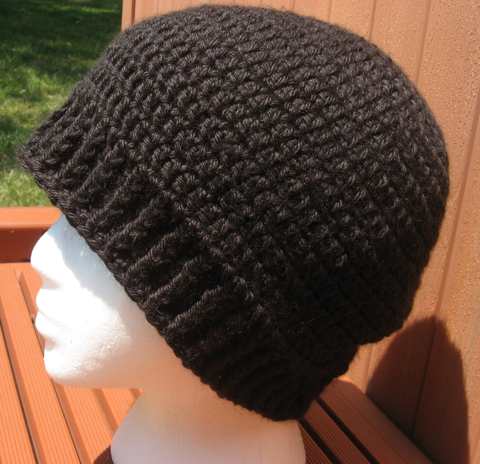 Crochet Projects Chemo Hats Set 2