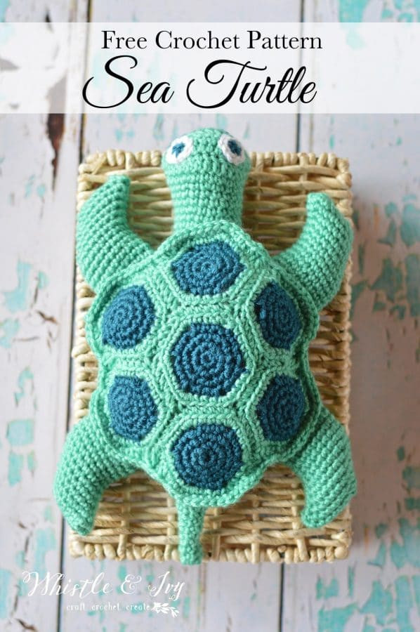 Unique Crochet Sea Turtle Whistle and Ivy Crochet Turtle Of Innovative 48 Images Crochet Turtle