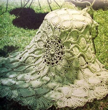 Crochet Shaped Afghans From Annie s Attic New Unique