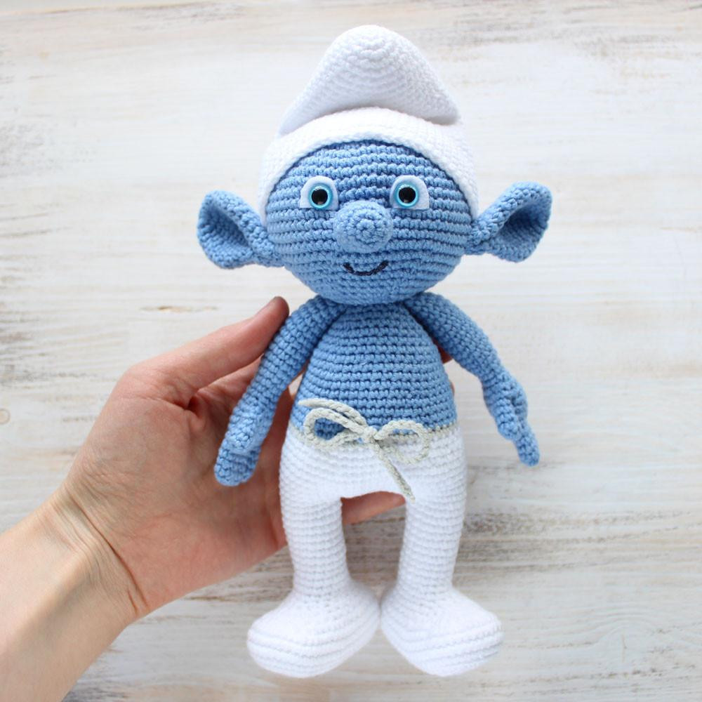 Unique Crochet Smurf Amigurumi Pattern Printable Pdf Printable Crochet Patterns Of New 42 Pictures Printable Crochet Patterns