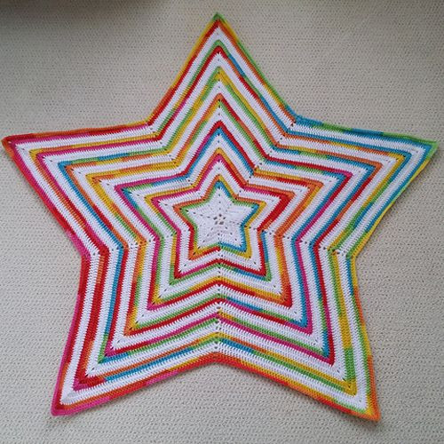 Unique Crochet Star Baby Blanket Free Pattern Crochet for Crochet Star Blanket Of Superb 49 Images Crochet Star Blanket