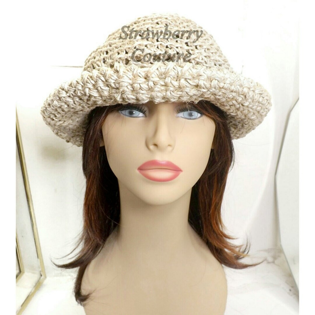 Unique Crochet Sun Hat Floppy Sun Hat Floppy Hat Womens Crochet Ladies Crochet Hats Of Contemporary 46 Pics Ladies Crochet Hats