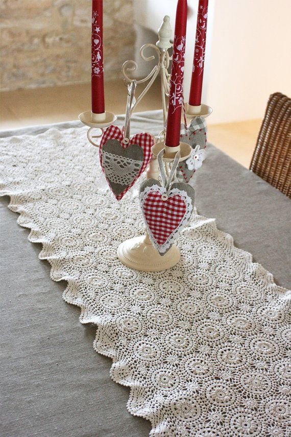 Unique Crochet Table Runner Crochet Table Of Awesome 45 Models Crochet Table