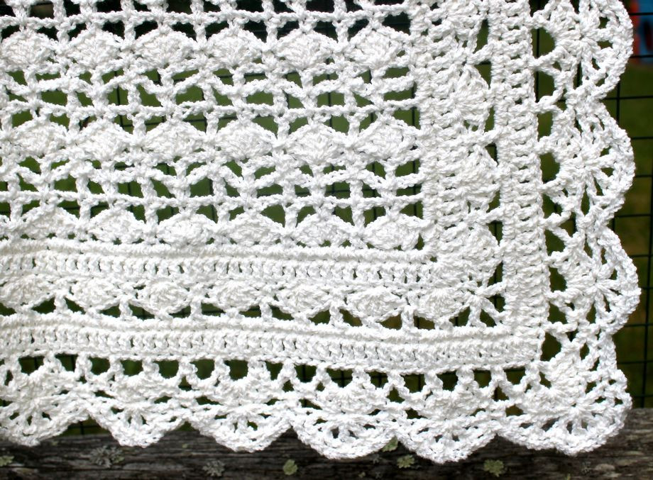 Unique Crocheted Baby Blanket Heirloom Lace From Best Of Terry Crochet Baby Blanket Edging Of Wonderful 42 Images Crochet Baby Blanket Edging