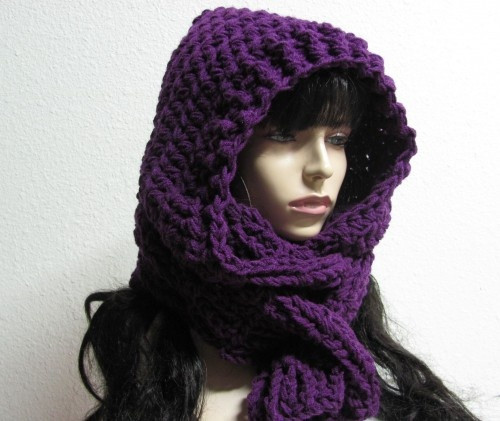 Unique Crocheted Hooded Scarf Pattern Crafts Free Easy Free Crochet Hood Pattern Of Great 43 Photos Free Crochet Hood Pattern