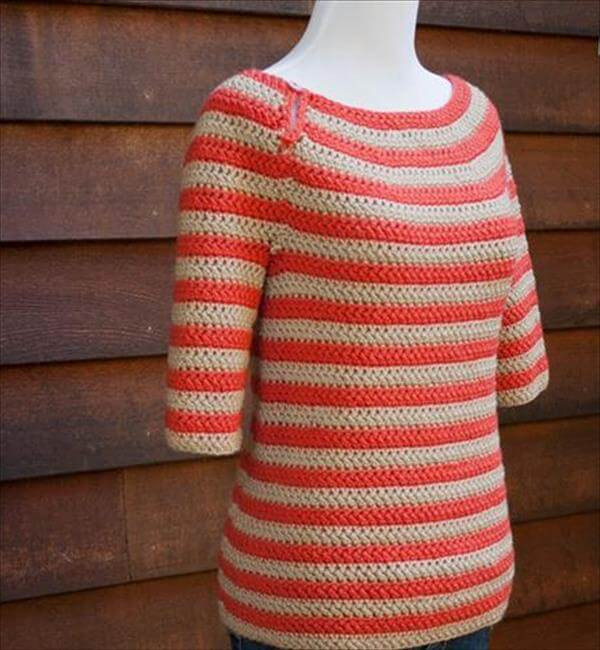 Unique Crocheting A Sweater Cashmere Sweater England Easy Crochet Sweater Pattern Of Great 49 Pics Easy Crochet Sweater Pattern
