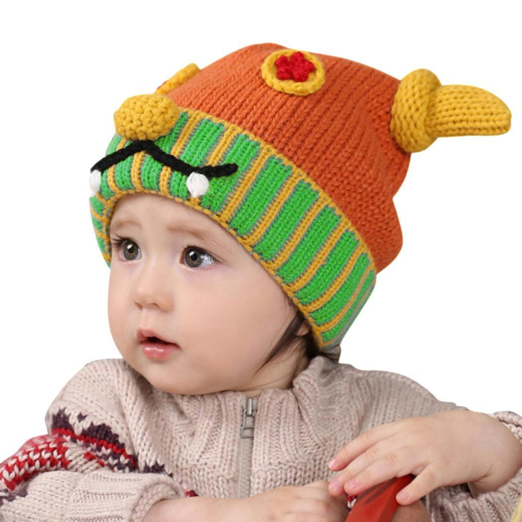 Unique Cyber Lovely Warm Baby toddler Girls Boys Knit Hats Girls Knit Hats Of Delightful 44 Pics Girls Knit Hats