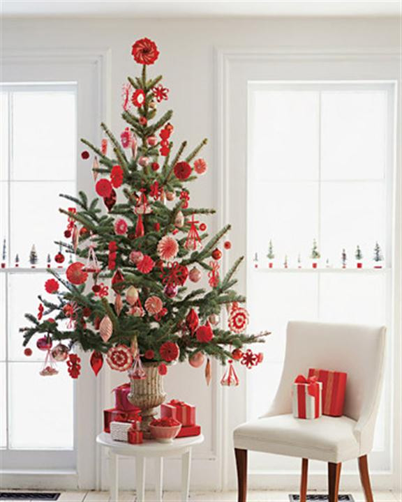 Unique Debbie S Delights Christmas Table top Trees Great Red Christmas Decorations Of Fresh 42 Images Red Christmas Decorations