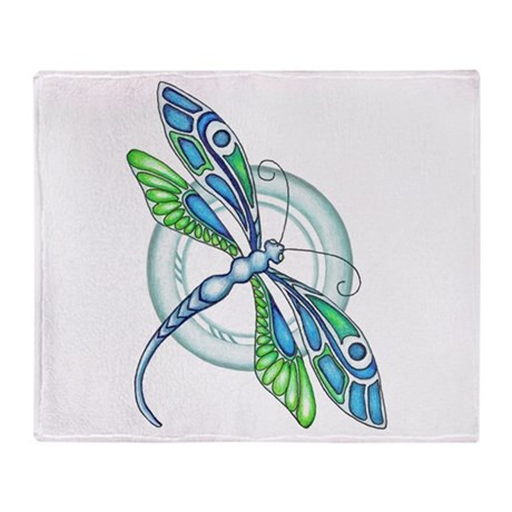 Unique Decorative Dragonfly Throw Blanket by Everiris Dragonfly Blanket Of Incredible 45 Ideas Dragonfly Blanket