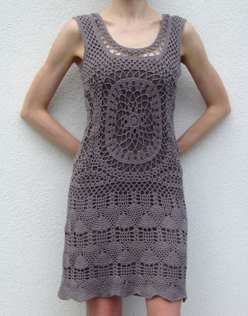 Unique Designer Crochet Dress – Pattern Crochet Trim Dresses Of Attractive 47 Images Crochet Trim Dresses