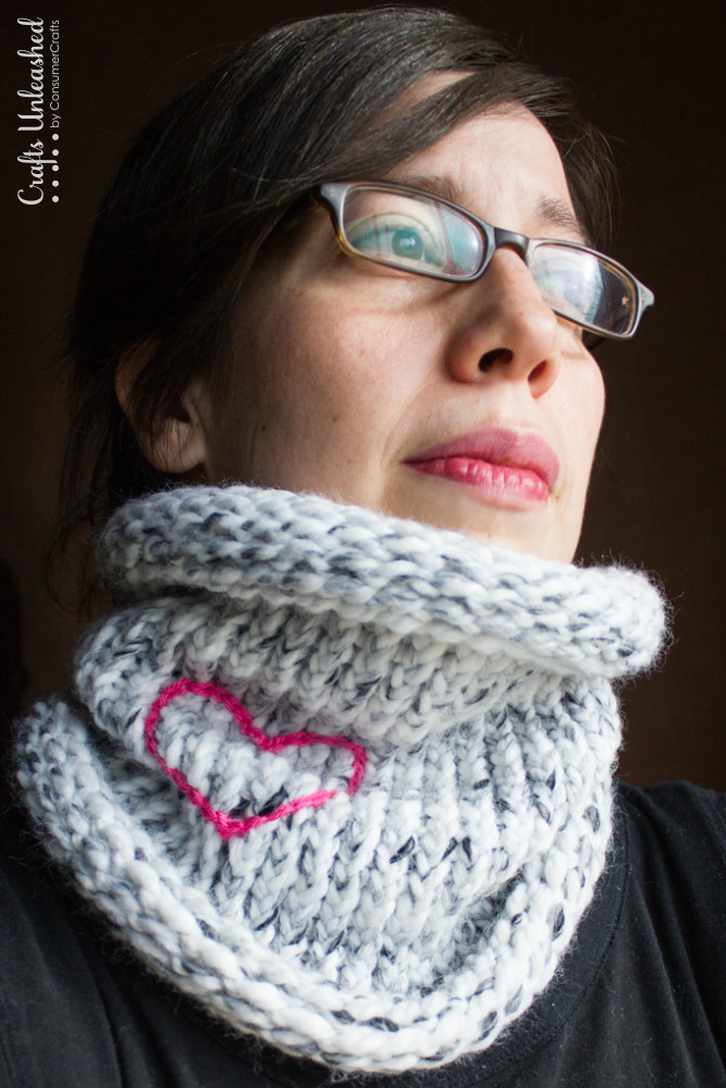 Unique Diy Neck Warmer Tutorial Crafts Unleashed Knitted Neck Warmer Of Amazing 47 Ideas Knitted Neck Warmer