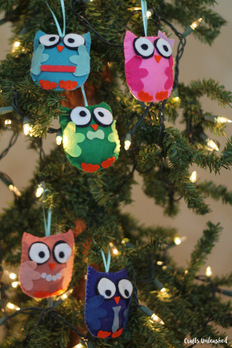 Unique Diy Owl ornaments Free Template Crafts Unleashed Owl Christmas Decorations Of Delightful 49 Pics Owl Christmas Decorations