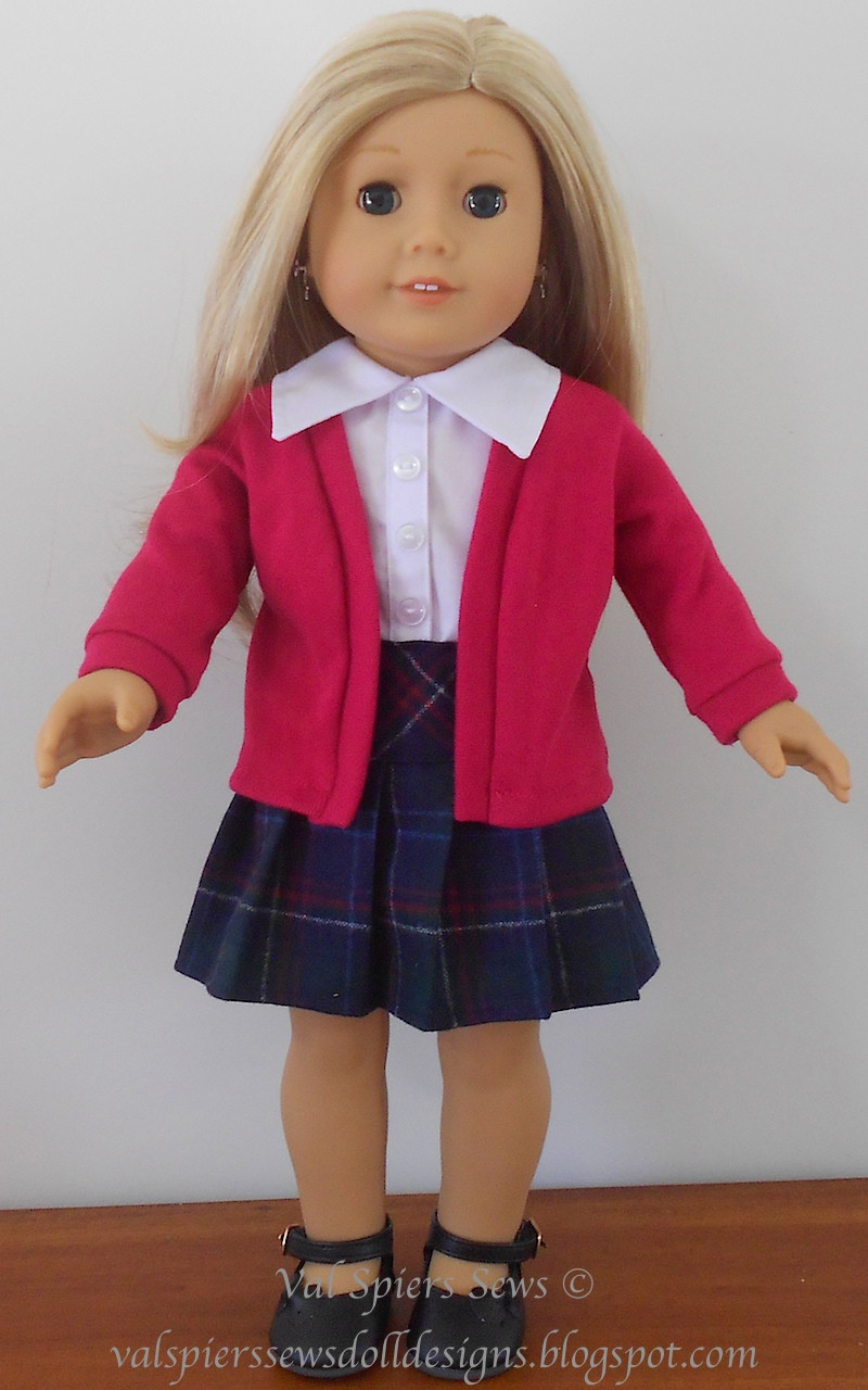 Unique Doll Clothes Patterns by Valspierssews How to Make A American Girl Patterns Of Unique 42 Models American Girl Patterns