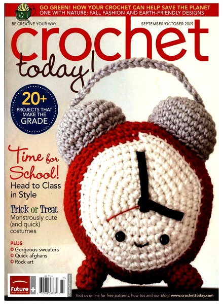 Unique Download Crochet today – September October 2009 Pdf Crochet now Magazine Of Wonderful 46 Images Crochet now Magazine