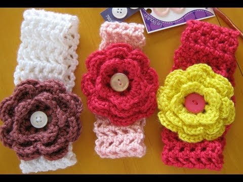 Unique Download Link Youtube How to Crochet A Hairband or Crochet Headband Youtube Of Amazing 40 Models Crochet Headband Youtube