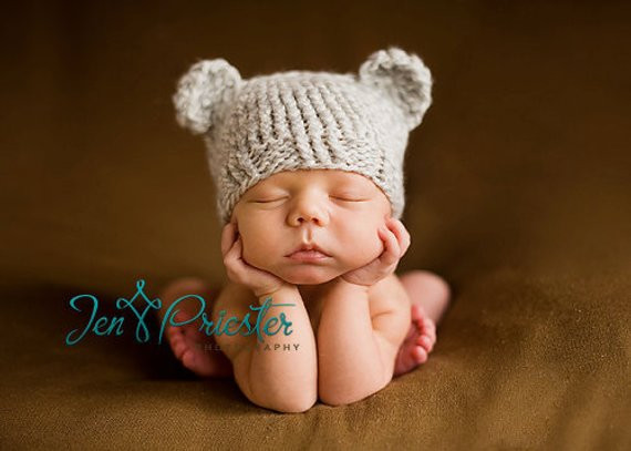 Unique Download Pdf Knitting Pattern K 01 Newborn Baby Bear Hat Newborn Hat Knitting Pattern Of Lovely 49 Images Newborn Hat Knitting Pattern