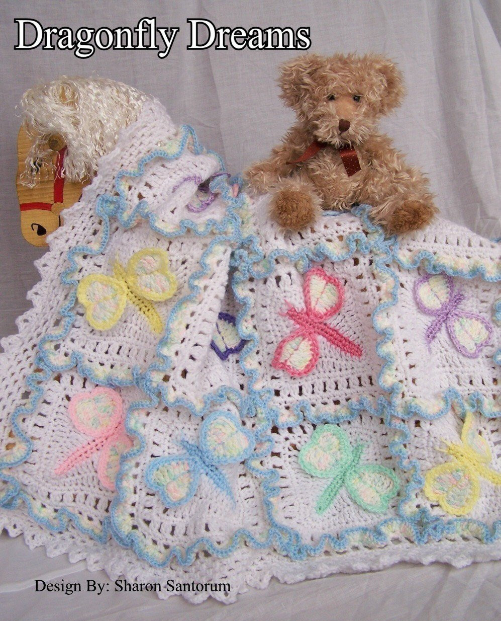 Unique Dragonfly Dreams Crochet Baby Afghan or Blanket Pattern Pdf Dragonfly Crochet Blanket Of New 41 Ideas Dragonfly Crochet Blanket