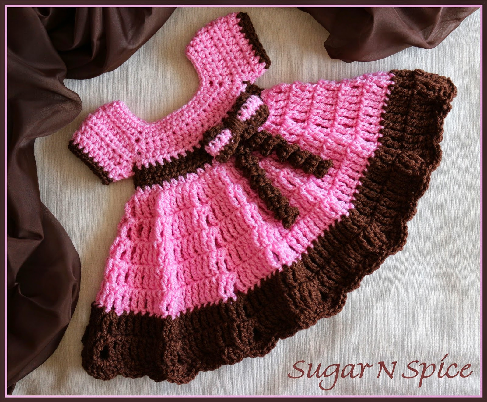 Unique Easy Crochet Baby Dress Patterns Dress Up Your Pretty Free Crochet toddler Dress Patterns Of Delightful 45 Pics Free Crochet toddler Dress Patterns