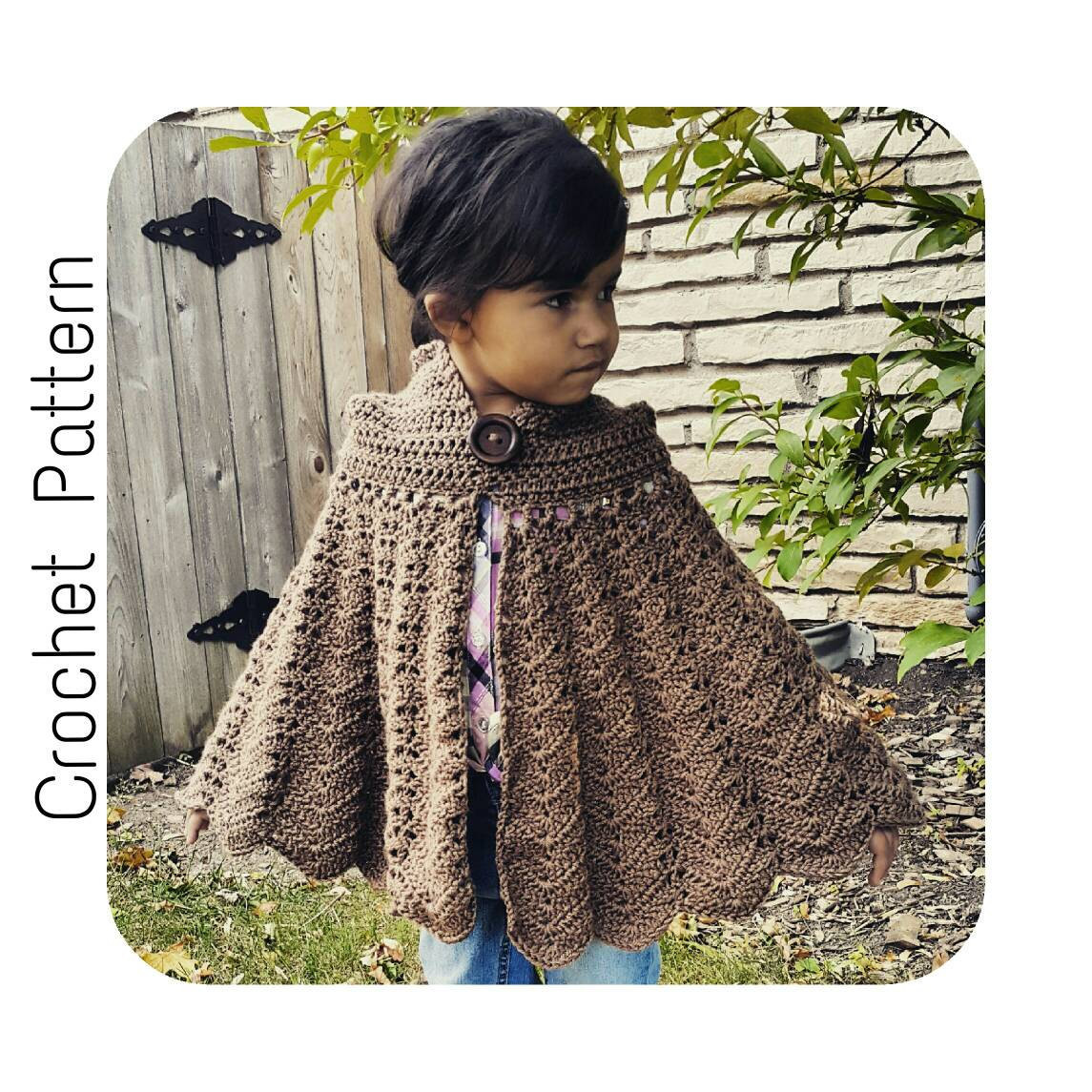 Unique Easy Crochet Pattern Hooded Cape Child Size Cloak Pattern Hooded Cape Pattern Of Great 42 Pictures Hooded Cape Pattern