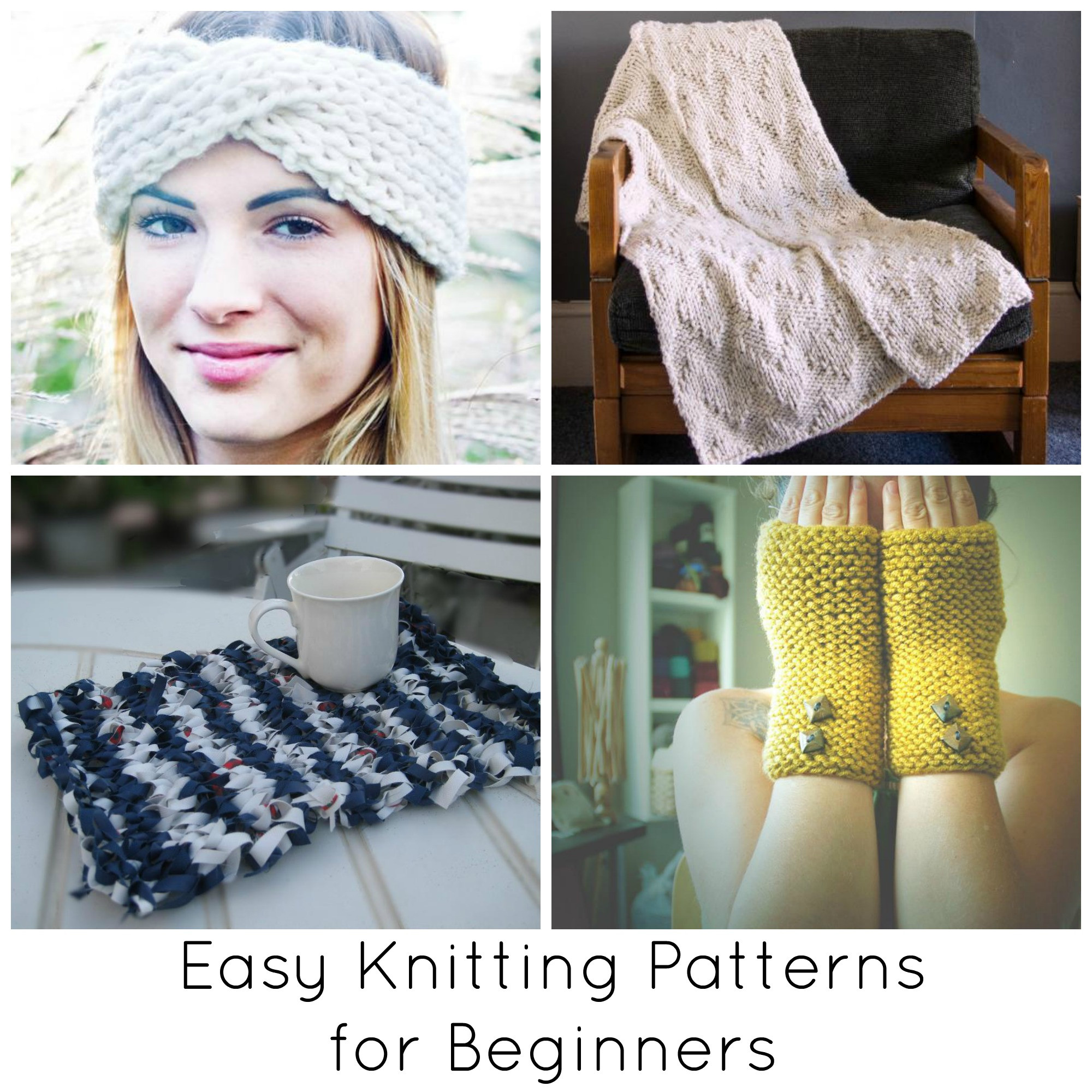 Unique Easy Knitting Patterns for Beginners Beyond Scarves Easy Knitting Projects Of Awesome 42 Pics Easy Knitting Projects