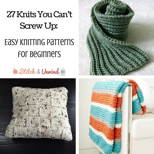 Unique Easy Knitting Scarf Patterns for Beginners Finest Free Easy Knitting Patterns for Beginners Of Wonderful 46 Pics Easy Knitting Patterns for Beginners