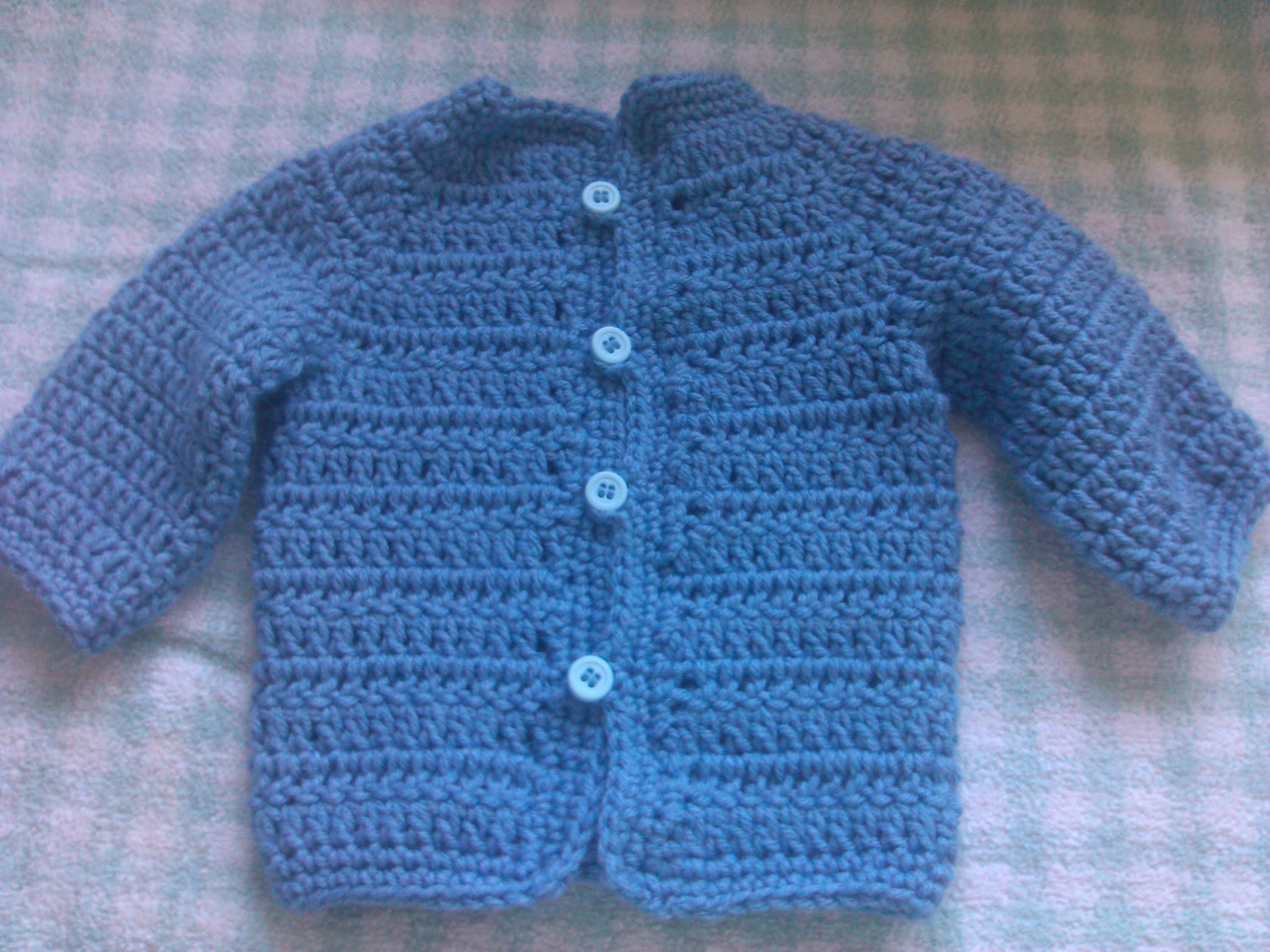 Unique Easy to Crochet Baby Cardigan Video 1 Crochet Baby Easy Knit Baby Sweater Of Fresh 41 Ideas Easy Knit Baby Sweater