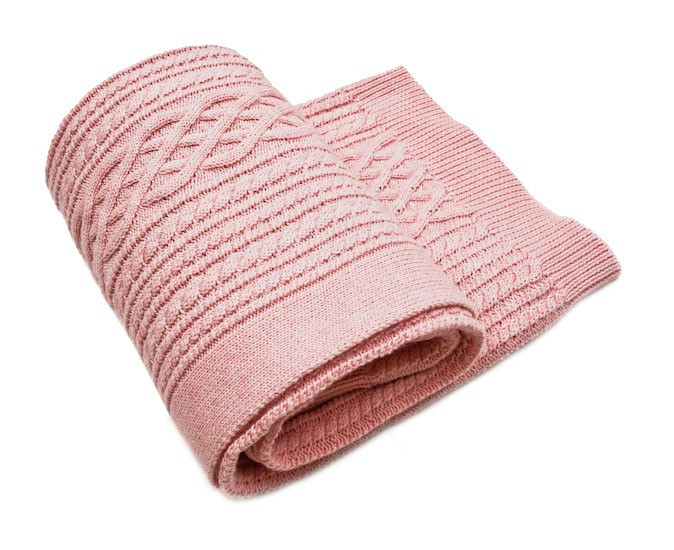 Unique Egg Baby Cable Knit Blanket Pink Cable Knit Baby Blanket Of Amazing 41 Photos Cable Knit Baby Blanket