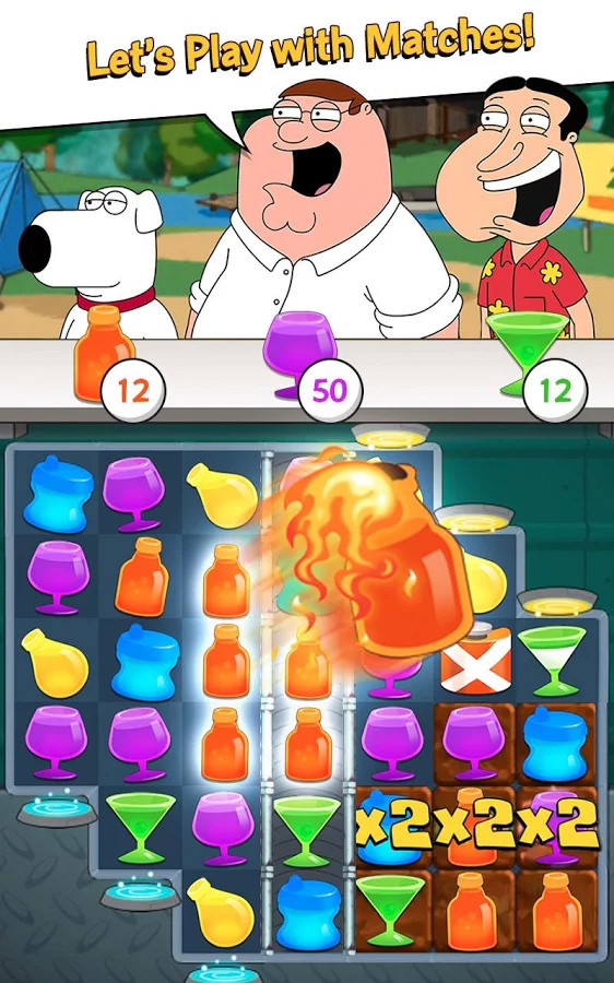Unique Family Guy and Jam City Announce New 'hilariously Raw New Family Games Of Perfect 47 Ideas New Family Games