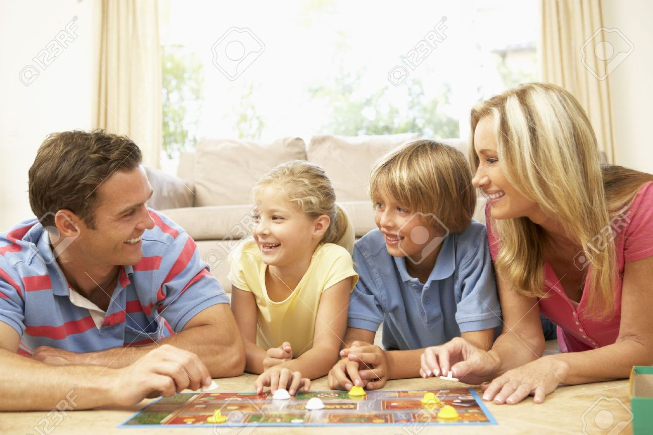 Unique Family Playing Board Game at Home Relationship Matters Fun Board Games to Play with Family Of Awesome 49 Pics Fun Board Games to Play with Family