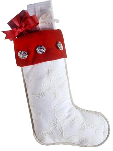 Unique Four Christmas Stockings to Sew From E Easy Pattern Christmas Stocking Sewing Pattern Of Marvelous 44 Models Christmas Stocking Sewing Pattern