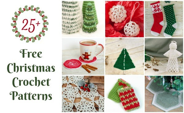 Unique Free Christmas Crochet Patterns ornaments Decor Gifts Free Christmas Crochet Patterns for Beginners Of Incredible 41 Images Free Christmas Crochet Patterns for Beginners