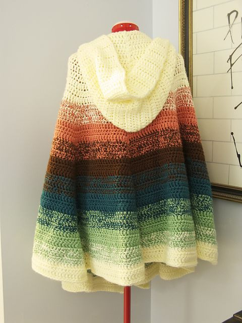 Unique Free Crochet Hooded Poncho Patterns Hooded Cape Pattern Of Great 42 Pictures Hooded Cape Pattern