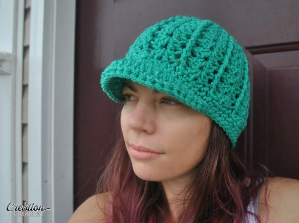 Unique Free Crochet Newsboy Hat Pattern with Optional Brim Mary Free Crochet Hat Patterns for Adults Of Incredible 50 Pics Free Crochet Hat Patterns for Adults