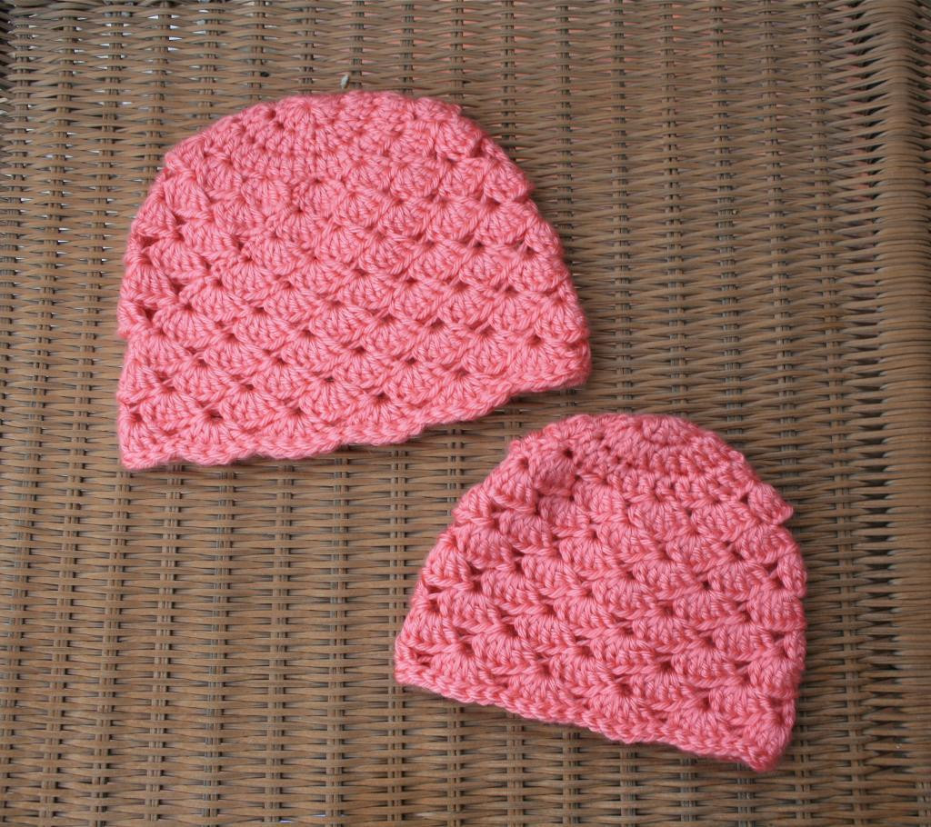 Unique Free Crochet Pattern Baby Shell Stitch Hat Dancox for Crochet Stitches for Hats Of Lovely 46 Models Crochet Stitches for Hats