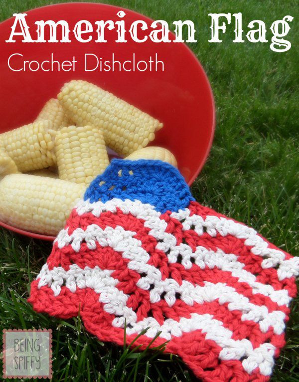 Unique Free Crochet Pattern Us Flag Dancox for American Flag Crochet Pattern Of Attractive 40 Pics American Flag Crochet Pattern