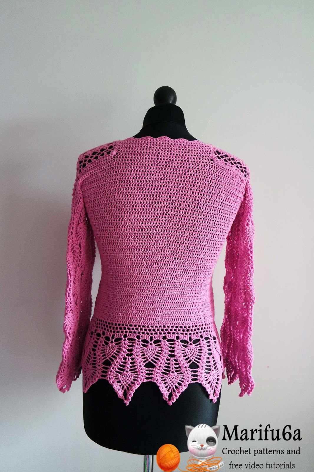 Unique Free Crochet Patterns and Video Tutorials How to Crochet Crochet Pullover Of Top 47 Images Crochet Pullover