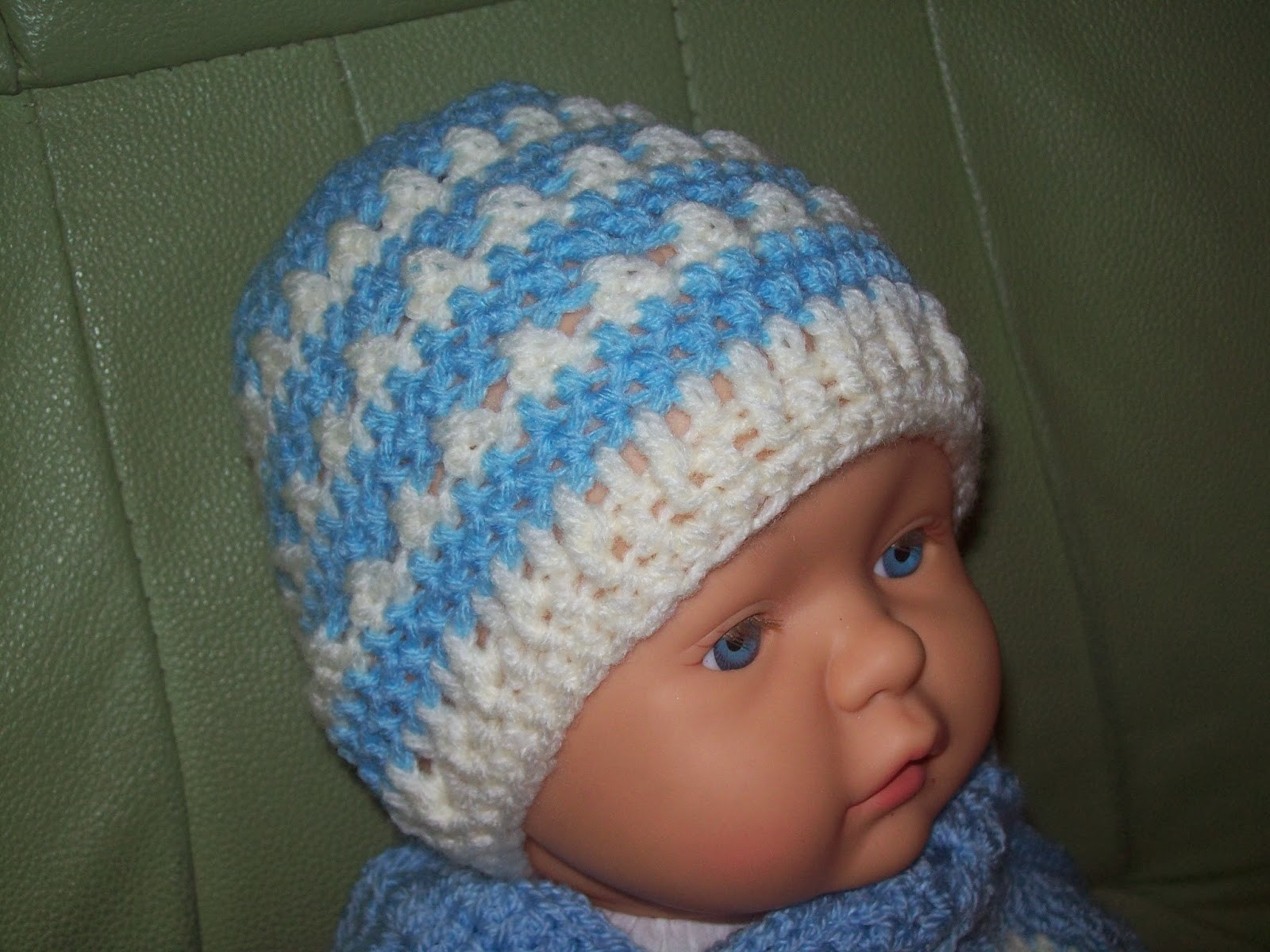 Unique Free Crochet Patterns by Cats Rockin Crochet Free Crochet Infant Hat Patterns Of Luxury Baby Hat Crochet Pattern Modern Homemakers Free Crochet Infant Hat Patterns
