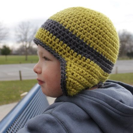 Unique Free Crochet Patterns for Baby Hats with Ear Flaps Free Crochet Hat Patterns for Boys Of Fresh 46 Photos Free Crochet Hat Patterns for Boys