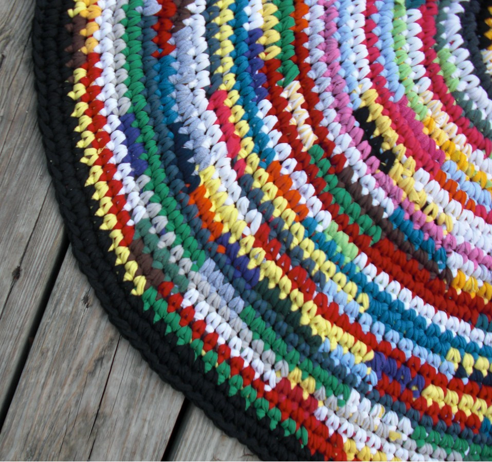 Unique Free Crocheted Rug Patterns – Easy Crochet Patterns Free Crochet Rug Patterns Of Delightful 48 Pics Free Crochet Rug Patterns
